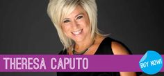 I want a reading from Theresa Caputo!!