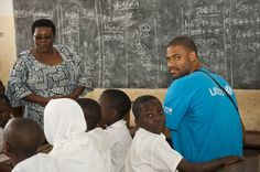 Congratulations to U.S. Fund for UNICEF supporter Tyson Chandler for his first-ever NBA All-Star selection.  He's one the NBA's top defensive players, but more importantly, he's an important defender of vulnerable children around the world!