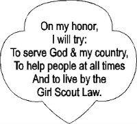 Girl Scout memories...