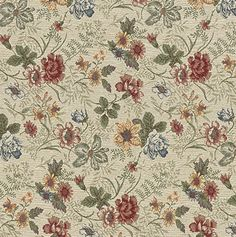 Upholstery Fabric K7030 Spring Tapestry
