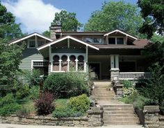 Asheville, North Carolina Bungalow | Craftsman