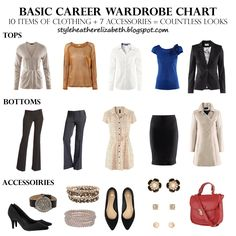 STYLE. (by: heather elizabeth m.): Career Wardrobe