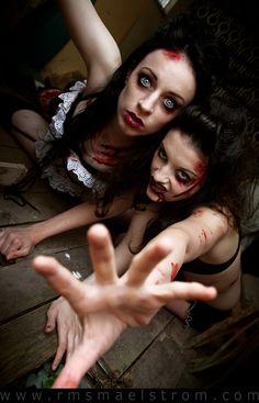 #zombie #zombies #TwoZombiesReaching