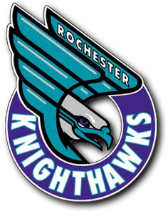 Rochester Knighthawks<3
