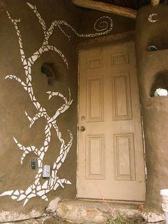 cob house | Decorative Finishing Details