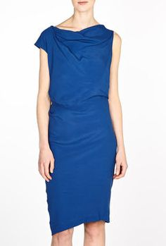 Vivienne Westwood Alto Draped Front Dress