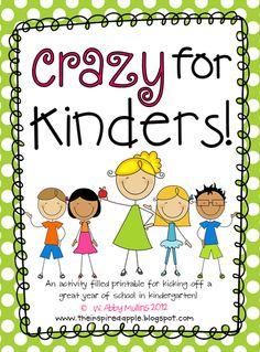 Crazy for Kinders