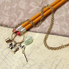 Crafty necklace