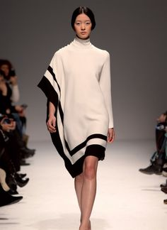 Martin Grant, Scarf Dress, 2011
