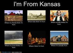 Im from Kansas.... alyssamarie88