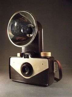 1950's Sawyer's Nomad Camera with Flash