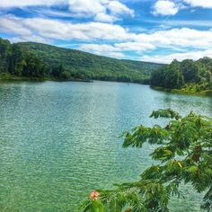 Lake Fort Smith, Boston Mountain Scenic Loop