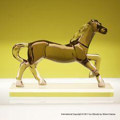 Equine Horse Sculpture by HStudio
