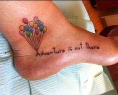Up tattoo#Repin By:Pinterest++ for iPad#