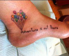 Up tattoo