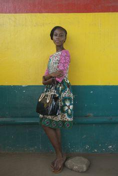 Street style in Ghana - Ed Shuter