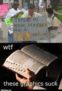 The Praystation - Imgur