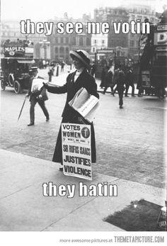 1910, histori, british suffragett, funni, vote, suffragett sell, femin, votin, women
