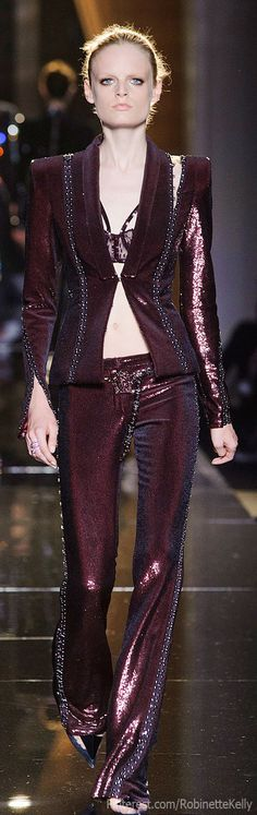 Women 39 s tux suits on pinterest rachel zoe giorgio for Atelier couture a bordeaux
