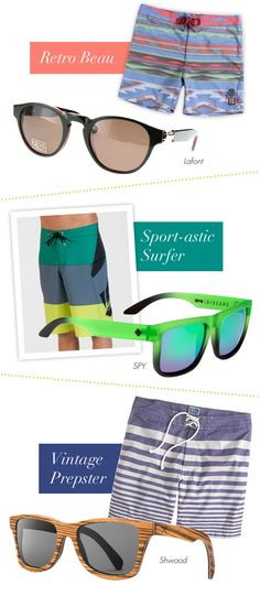 Sunnies 'n' Swimsuits for Summery Style: http://eyecessorizeblog.com/?p=4845