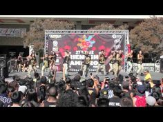PAC Modern Friendship Games 2012 Performance - YouTube