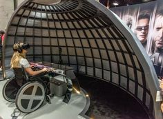 #ComicCon2014 stars virtual reality thrills that let fans see through Professor X's eyes.