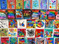 kindergarten art lessons