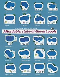 Small Swimming Pool Sizes And Shapes Of Pool Shape Ideas On Pinterest Swimming Pools Swimming
