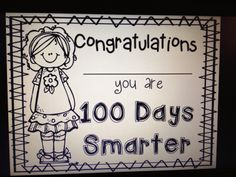 100th Day and More