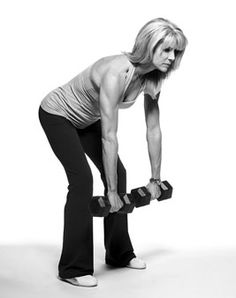 glamour - how to get sexy, toned arms in six weeks