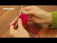 Crochet Flower - Deramores Crochet Tutorial - YouTube