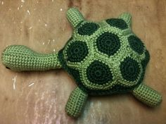 Tuckered Out Turtle Pattern  $5.50
