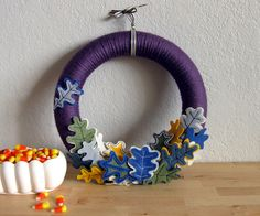 Fall Craft Projects by Vitamini, via Flickr