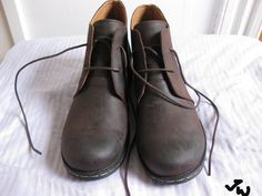Genuine Leather Men's Ankle Boots by JWPersonalShop on Etsy, $84.99
