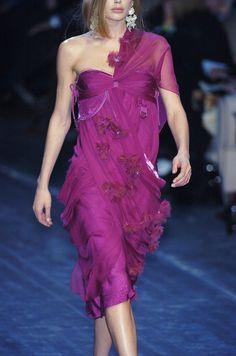 Christian Dior Fall 2005 Details