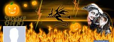 Love #Halloween? Here is another Cover Photo Magic template that you can customize as your own #Facebook cover photo. Check it out! www.coverphotomagic.com?opentag=Halloween Madness #holiday