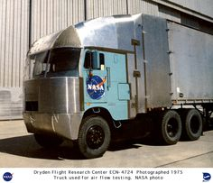 NASA aerodynamic truck retrofits