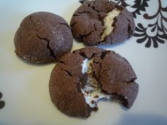A Busy Mom's Blog: Hot Cocoa Cookies
