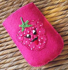 Felt phone cases - Annirose