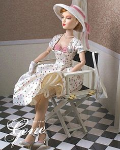 Gene Marshall, fashion doll