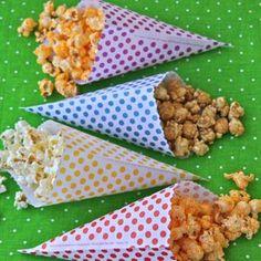paper party cones