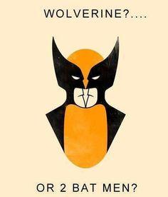 or two batmans?
