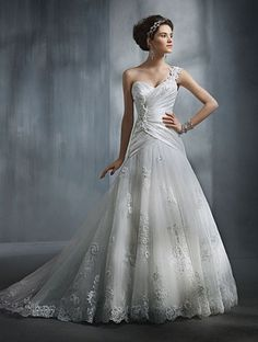 i m getting married bridal gown
