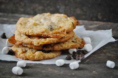 Truffled Delights: Momofuku Cornflake Marshmallow Cookies