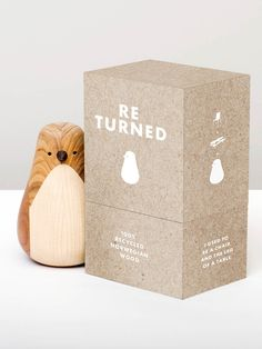 re  turned, a teeny adorable wooden bird made from a table leg, or an arm chair, or...