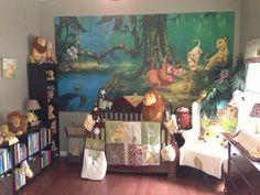 Our Lion King Nursery