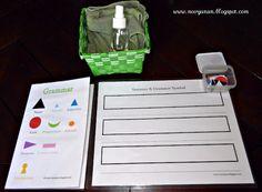Montessori Grammar | Noor Janan Homeschool