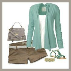 Spring Fashions....too cute!
