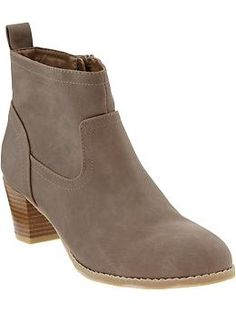 Love these boots from Old Navy! Such a staple for the fall!