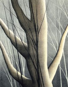 """""""Essence""""  Color lithograph 1977"""